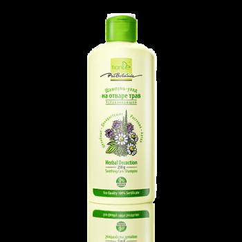 szampon łagodzący